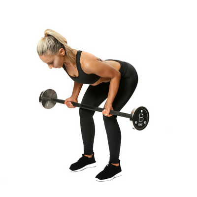 Barbell Bent Over Row - 1
