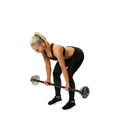 Barbell Bent Over Row 2
