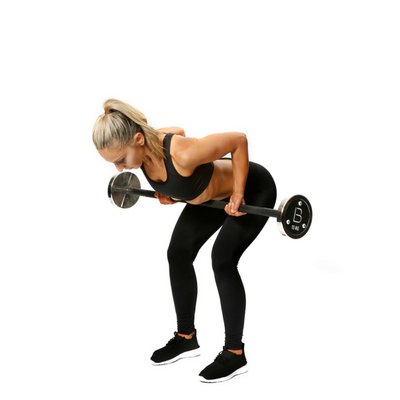 Barbell Bent Over Row 3