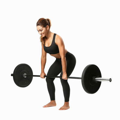 Conventional Deadlift 1