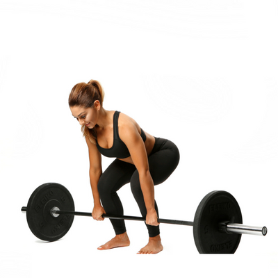 Conventional Deadlift 2
