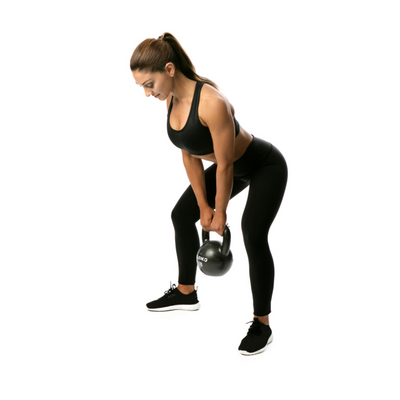 Kettlebell Sumo Deadlift 2