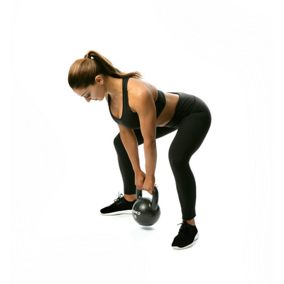 Kettlebell Sumo Deadlift 3