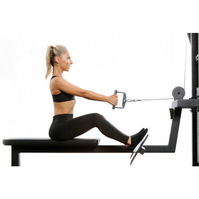 Seated Cable Row 1
